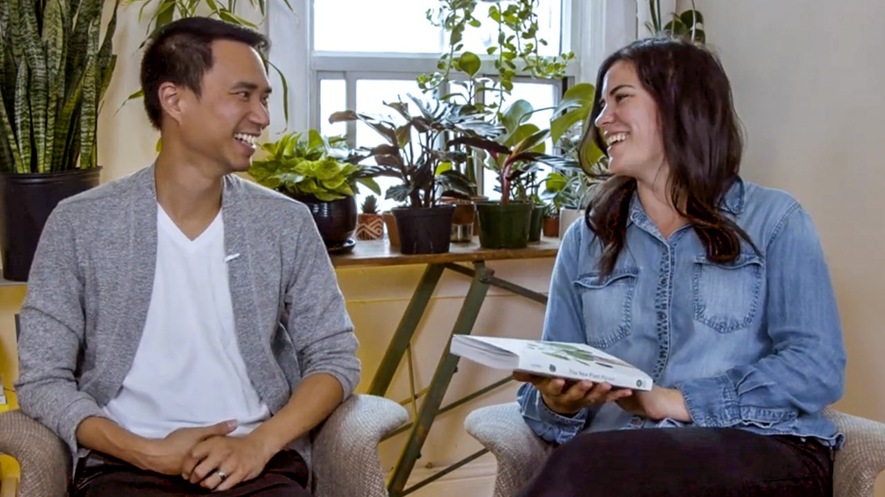 Jaz and Darryl Cheng of Houseplant Journal