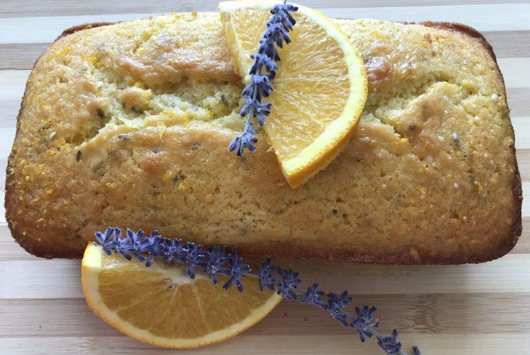 Lavender Loaf