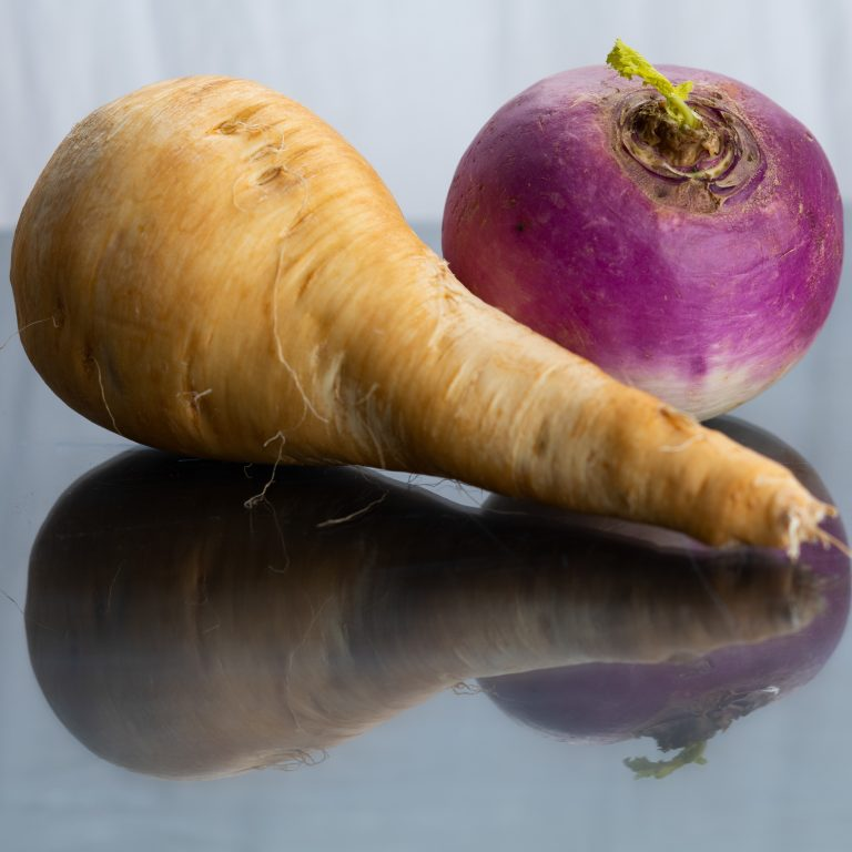 Turnips - Photo by Simon Birt via unsplash