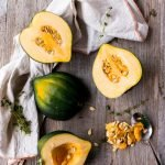 Acorn Squash by kim daniels via unsplash