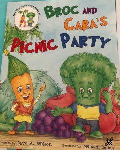 Broccoli & Carrot Book