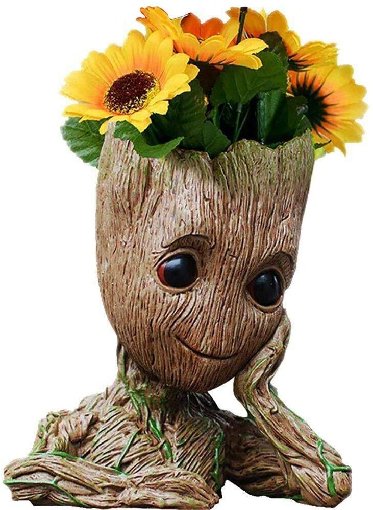 Flower Groot Pot Guardians of the Galaxy