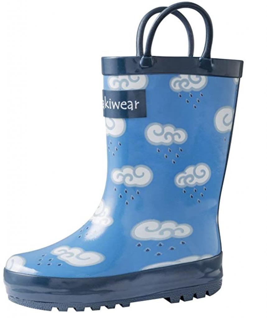 Garden Rain Boots for Children