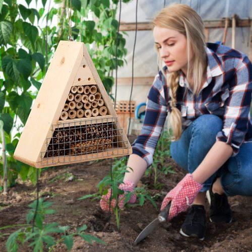 Mason Bee House Lifestyle