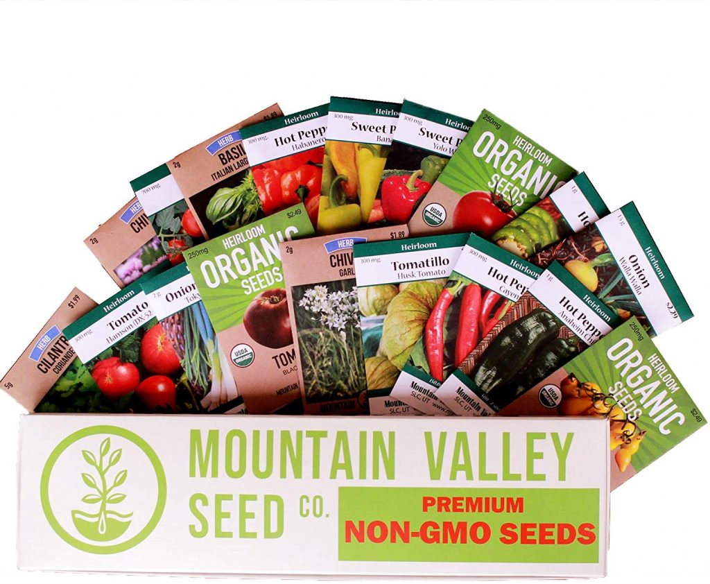 Mountain Valley Seed Collection