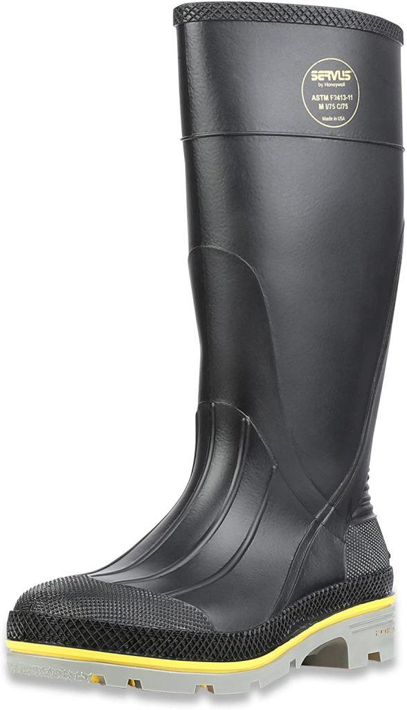 Servus Steel-Toe Work Boot