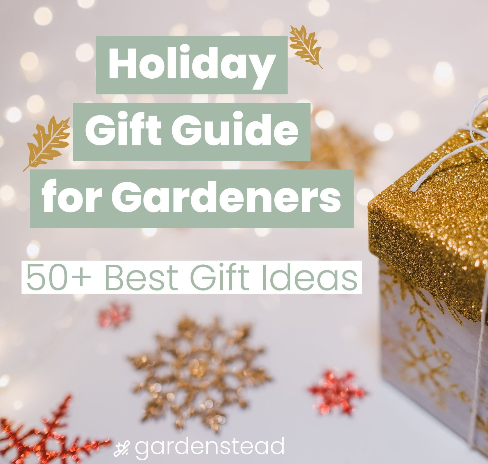 holiday gift guide gardenstead