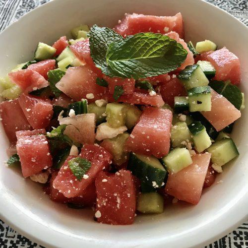 Photo 2 - Watermelon Salad