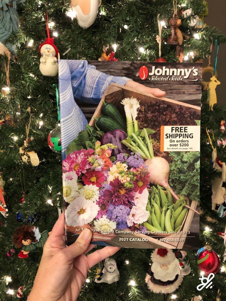 Johnny's seed catalog