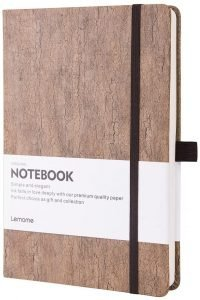 Eco-Friendly Cork Hardcover Writing Notebook