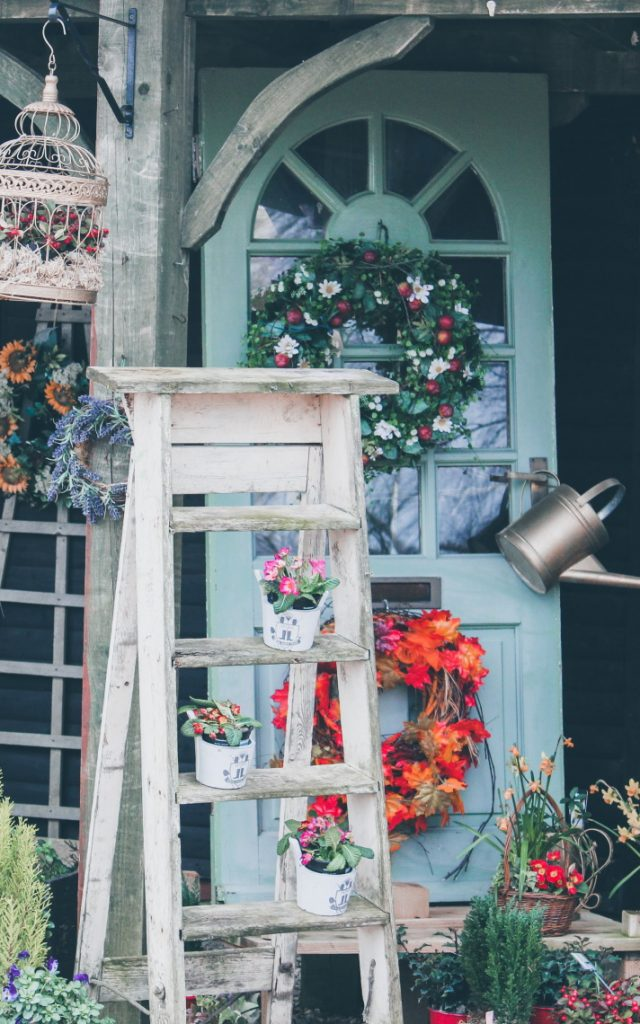 Garden ladder