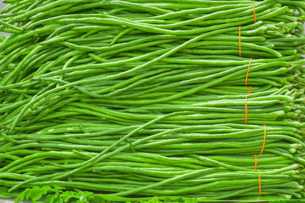 Yard-long beans